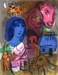 XXeme Century, Hommage a Marc Chagall - click to enlarge