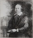 Jan Antonides van der Linden, Professor of Medicine, c. 1665 - click to enlarge