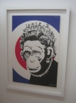 Signed Monkey Queen - click to enlarge