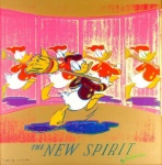 The New Spirit (Donald Duck) - click to enlarge