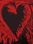 The Black and Red Heart - click to enlarge