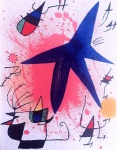 Untitled Composition (Blue Star) - click to enlarge