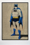 Batman Woodcut - click to enlarge