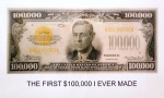 The First $100,000 I Ever Made - click to enlarge