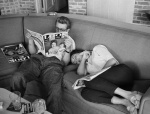 James Dean and Elizabeth Taylor - click to enlarge