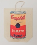 Campbell´s Soup Shopping Bag - click to enlarge