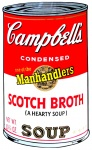 Campbell's Soup II, Scotch Broth, F & S II.55, - click to enlarge