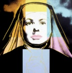 Ingrid Bergman The Nun (II.314) - click to enlarge