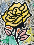The Yellow Rose - click to enlarge