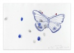 Butterfly and Fingerprint - click to enlarge