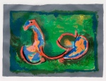 Cavallo in Armonia (Horse in Harmony), 1978 - click to enlarge