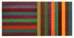 Horizontal Color Bands and Vertical Color Bands II, 1991 - click to enlarge