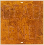 Dead End 2, from Rusty Signs, 2014 - click to enlarge
