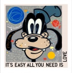 Love is the light (Goofy) - click to enlarge