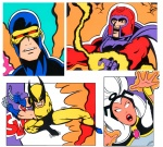 X-Men Portfolio - click to enlarge