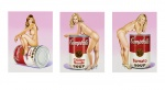 Campbells `s Soup Blondes - click to enlarge