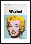 Marilyn Monroe Tate Gallery Poster. - click to enlarge