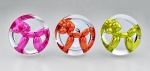 Ballon Dog (Magenta) / Ballon Dog (Orange) / Balloon Dog (Yellow) - click to enlarge