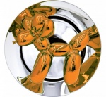 Jeff Koons - Balloon Dog (Orange) - click to enlarge