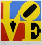 Love (BlueBlack Yellow Red) - click to enlarge