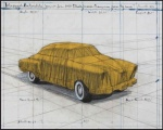 Wrapped Automobile, Project for Studebaker - click to enlarge