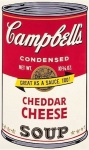 Campbell's Soup II: Cheddar Cheese - click to enlarge