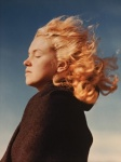 Marilyn. In the wind (1946) - click to enlarge
