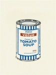 Soup Can (unsigned) - click to enlarge