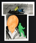 Person with Conscience (Green)/Animals Quiescent (Yellow) - click to enlarge
