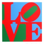 Love (Red Green Blue) - click to enlarge