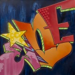 EINE Ben - Graffiti, 2006 - click to enlarge