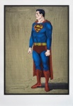 Superman Woodcut - click to enlarge